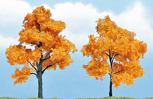 Fall Maple Premium Trees 2/Pk