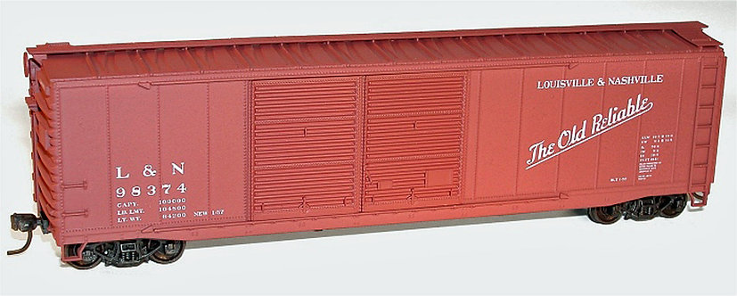 (HO) Accurail Freight Car Kits - Union Pacific