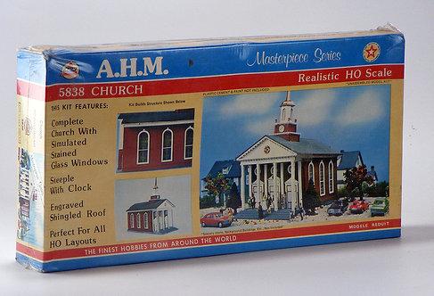 (HO) Plastic Structure Kit - Church