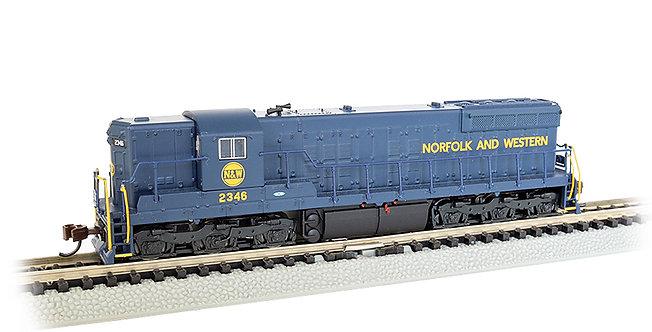 (N) EMD SD9 Diesel Locomotive - Norfolk & Western