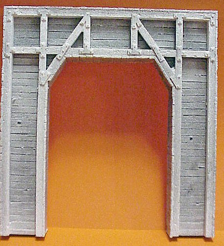 (O) Timber Tunnel Portal