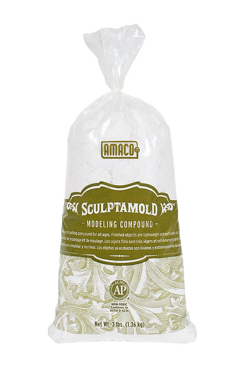 Sculptamold® 3lb Bag