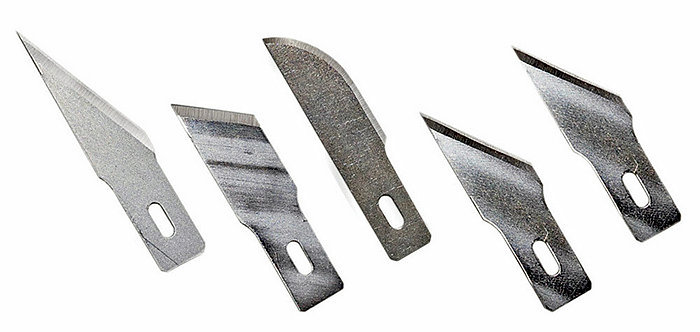 Hobby Knife Blade Assortment