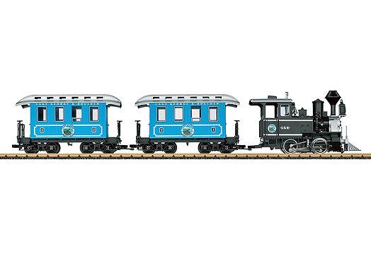 (G) LGB American Passenger Train Set