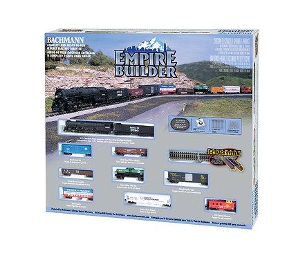 (N) Empire Builder Train Set