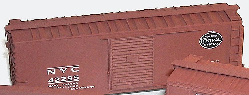 (HO) Accurail Boxcar Kits - New York Central