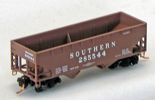 (N) 33' Twin Bay Hopper with Offset Sides