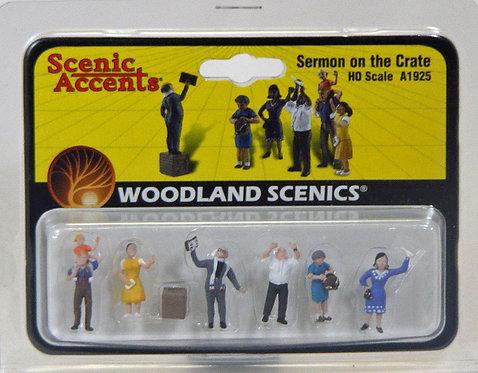 Figure Set - Sermon on the Crate