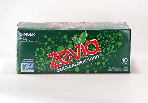 Zevia Zero Calorie Soda - Ginger Ale