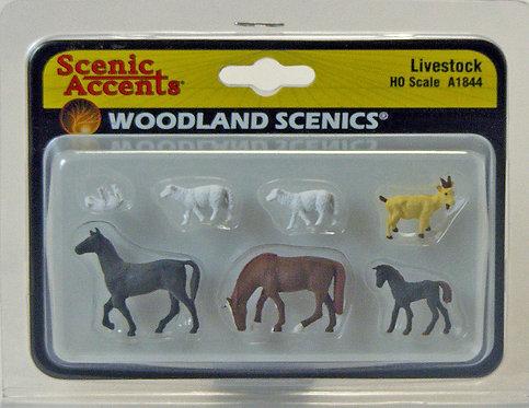 Figure Set - Livestock