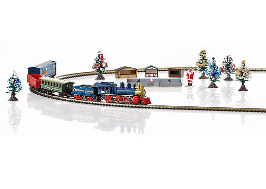 Marklin Z Scale Christmas Train Set