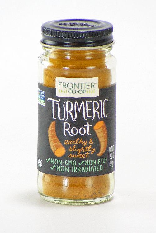 Tumeric Root, ground 1.92oz