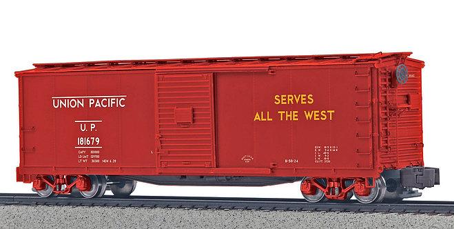 (S) 40' Rebuilt Steel Boxcar - Union Pacific