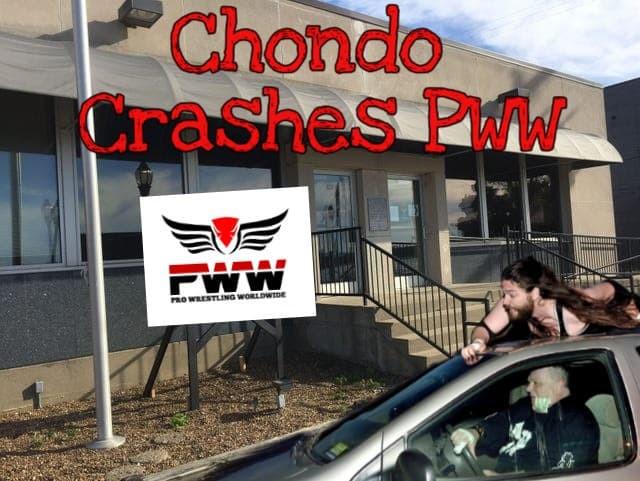 Chondo Crashes PWW