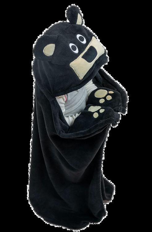 Hooded Blanket | Bear