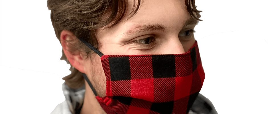 Wicked Flannel Masks