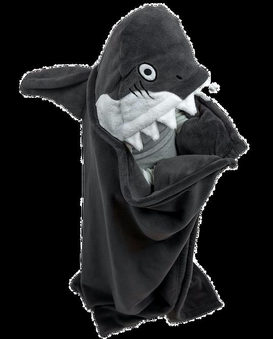 Hooded Blanket | Shark