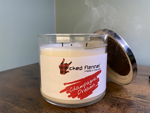 Champagne Dreams 3-Wick Candle