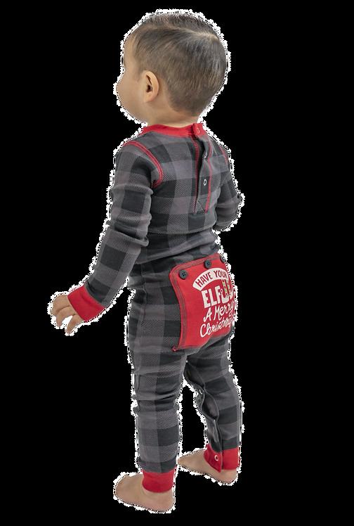 Elf Union Suit   Baby