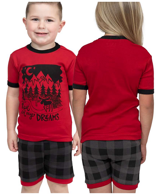 Lost in My Dreams Youth Pajama Set