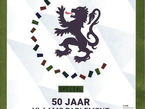 50 jaar Vlaams Parlement - Een uitgave van Newsweek