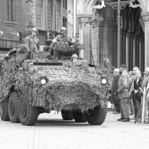 Herdenking 75 jaar bevrijding (1)