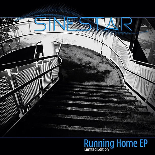 Sinestar - Running Home EP - Physical CD