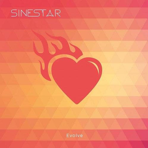 Sinestar - Evolve Physical CD