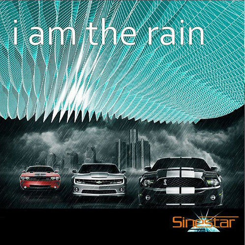 Sinestar - I Am The Rain EP - Physical CD