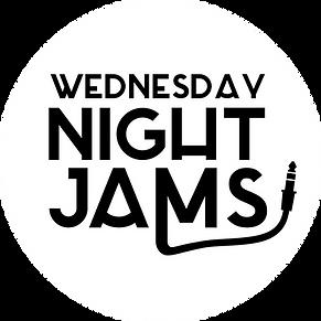 Logo Wednesday Night Jams Band