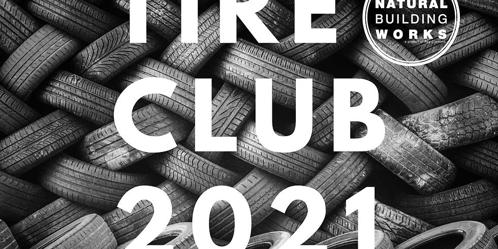 4/8/2021 - Tire Building Party - AquaGreenGo Greenhouse