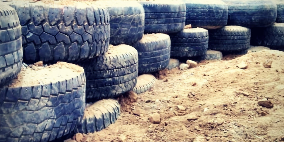 5/1/2021 - Tire Building Party - AquaGreenGo Greenhouse