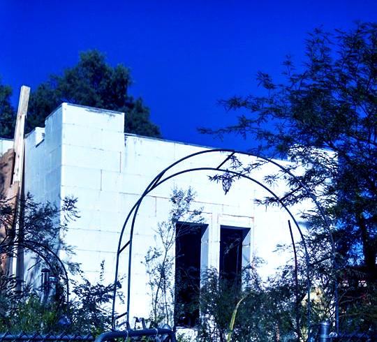 1700sf  ICF House