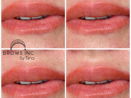 LIP TATTOO AFTERCARE