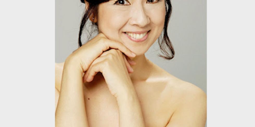 元「劇団四季」五東由衣さんによるミュージカルワークショップ とミニコンサート