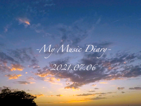 【Free Bee】0.5歩が作る新しい明日のわたし #2~Music Diary Youtube始めました~