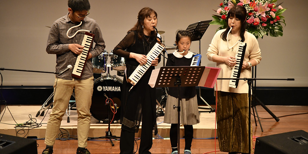 「国際音楽の日記念コンサート」健ハモコミュニティーフェスティバル!