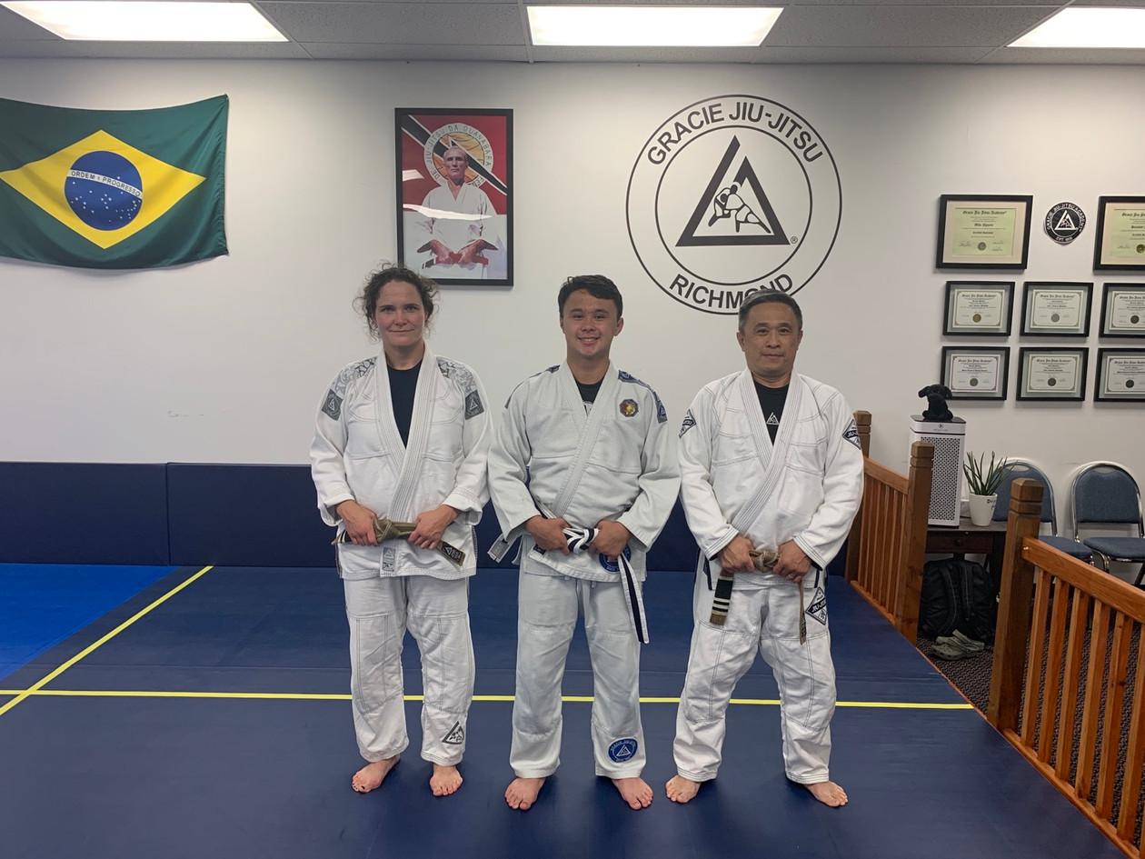Gracie Jiu-Jitsu Promotion