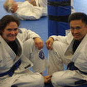Mike & Suzanne Nguyen, Gracie Jiu-jitsu Certified Instructors