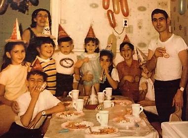Scala Family Birthday