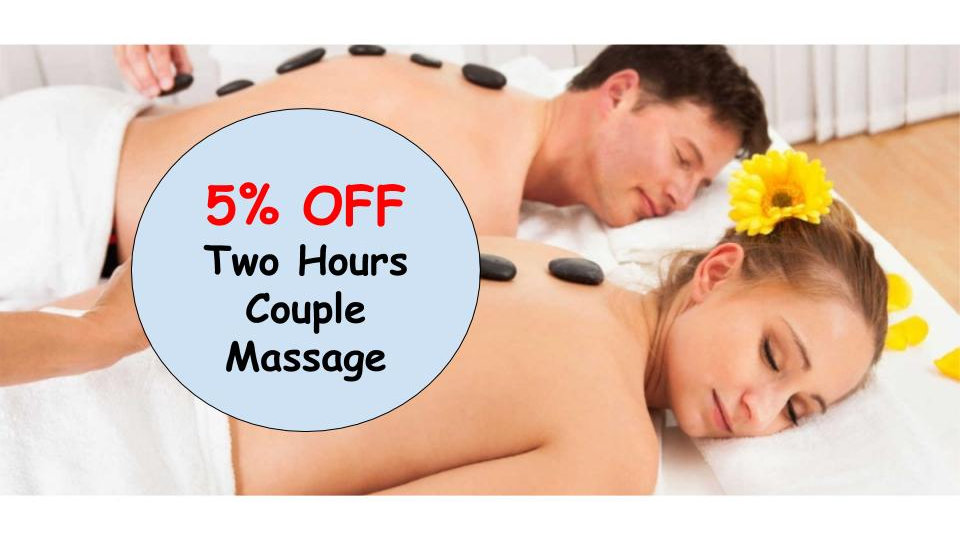 Two Hours Couple Massage 001