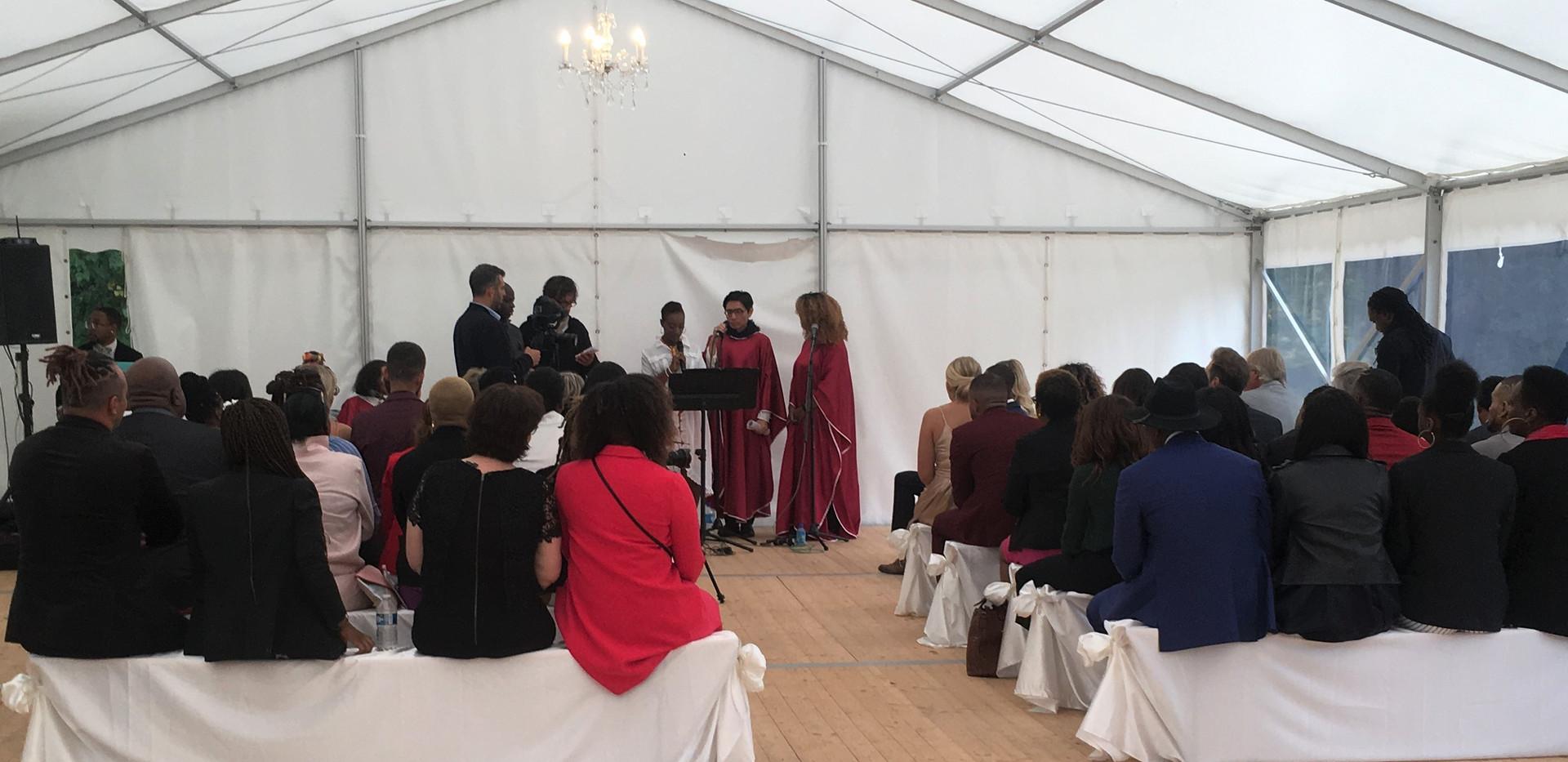 Amany Gospel - Cérémonie laïque Antilles
