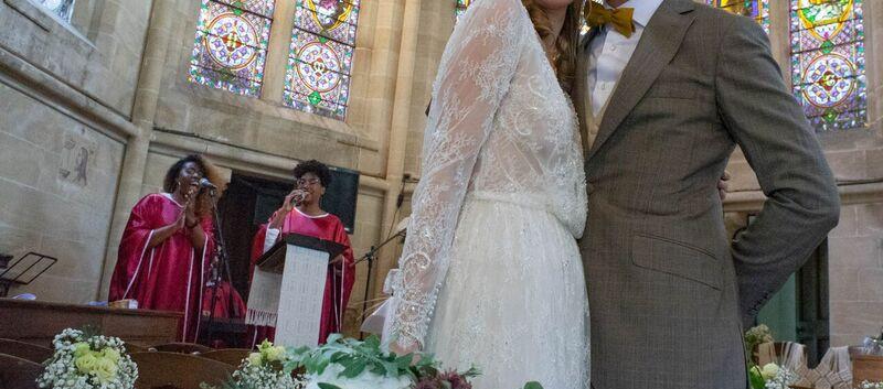 Amany Gospel - Mariage Alexandra & Arnaud