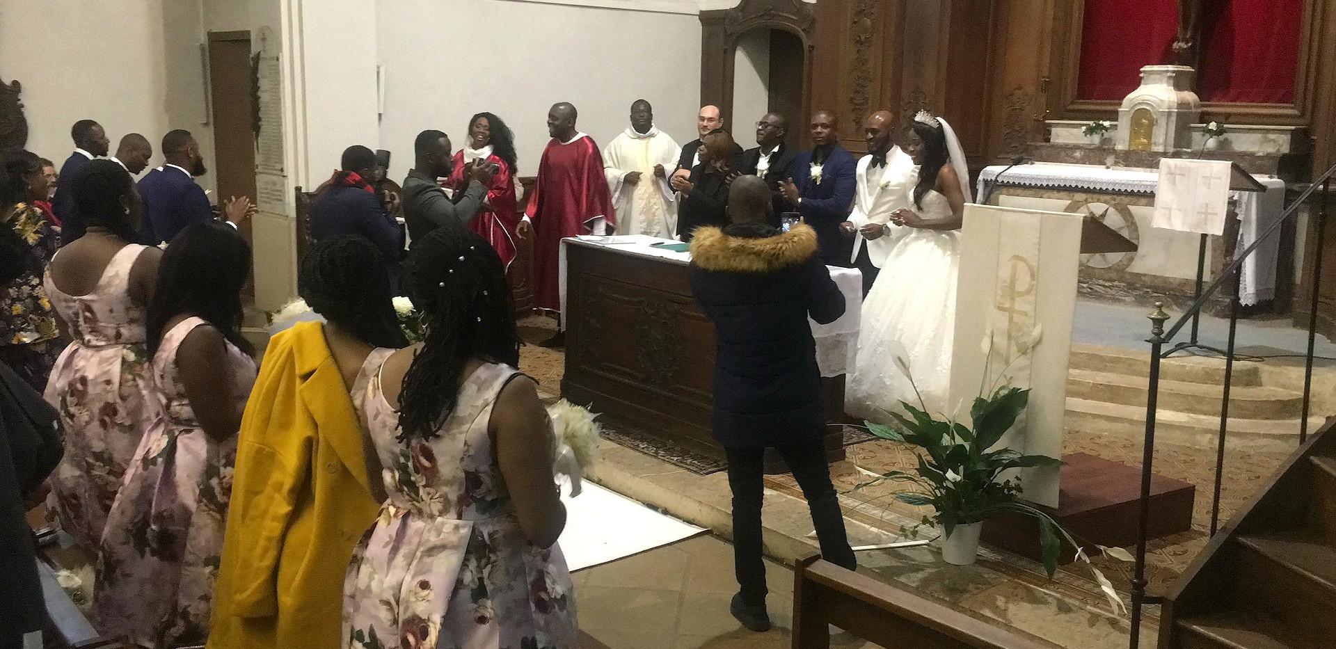Amany Gospel - Mariage Africain