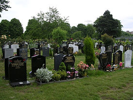 Cimetière britanique Makeda for event