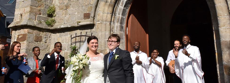 Amany Gospel - Mariage Sophie & Vincent