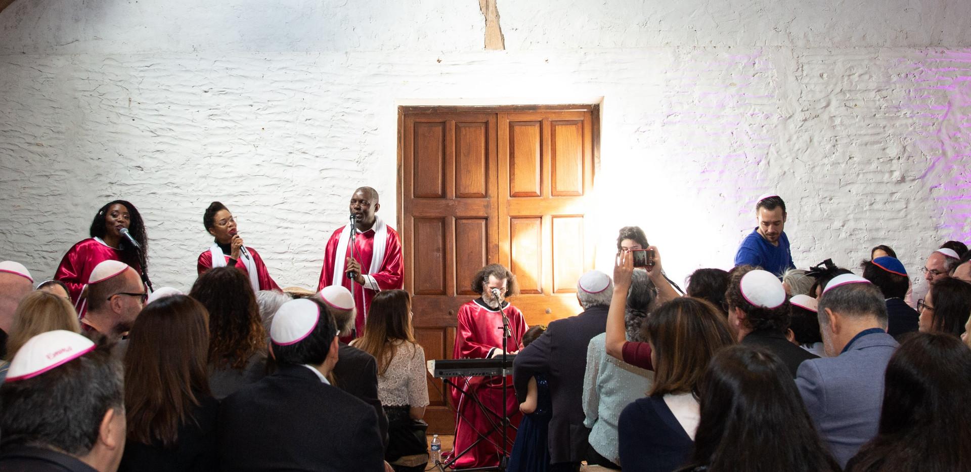 Amany Neshama - Cérémonie Hébraïque