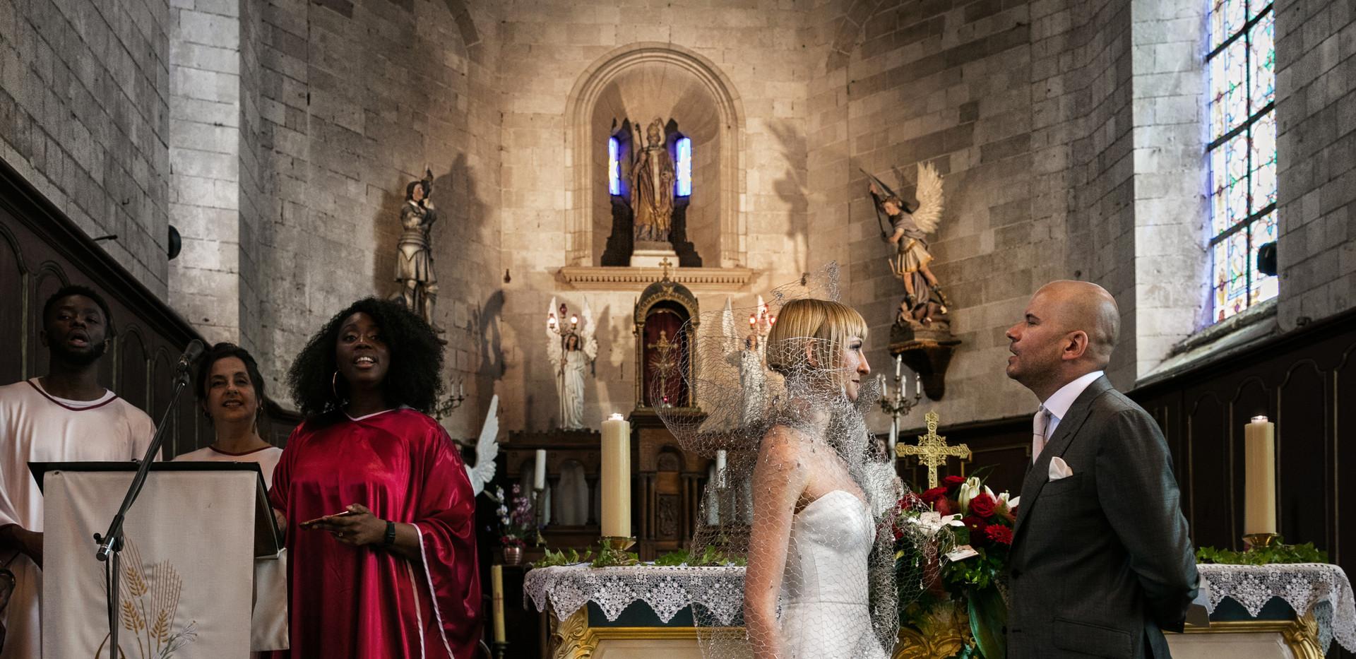 Amany Gospel - Mariage Pauline & Arnaud