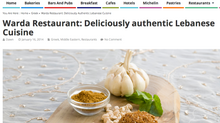 London Dining Reviews