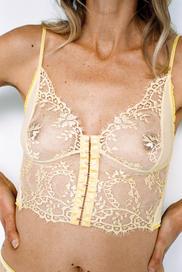Shelby longline bra sorbet/ Lonely